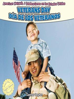 cover image of Veterans Day / Día de los Veteranos