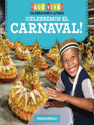cover image of ¡Celebremos el Carnaval! (Celebrating Carnival!)