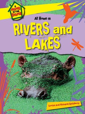 cover image of At Home in Rivers and Lakes