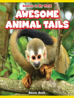 cover image of Awesome Animal Tails