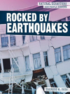 cover image of Rocked by Earthquakes