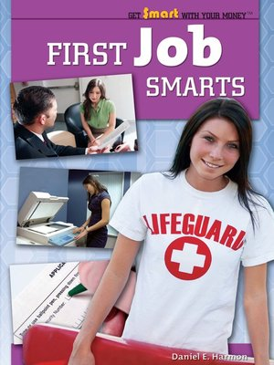 cover image of First Job Smarts