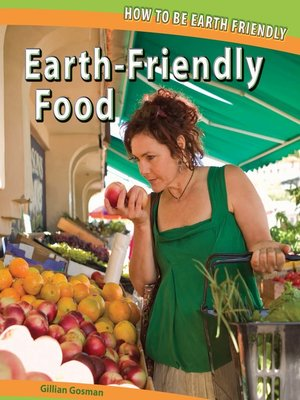 cover image of Earth-Friendly Food