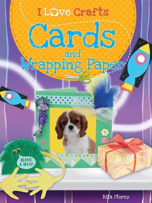 cover image of Cards and Wrapping Paper