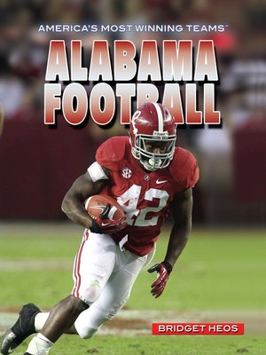 cover image of Alabama Football