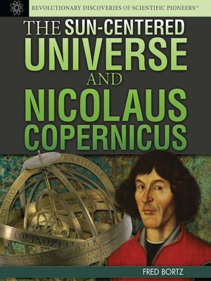 cover image of The Sun-Centered Universe and Nicolaus Copernicus