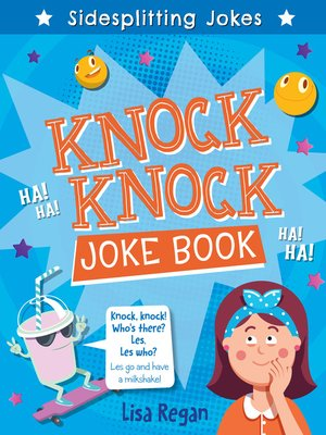 cover image of Knock Knock Joke Book