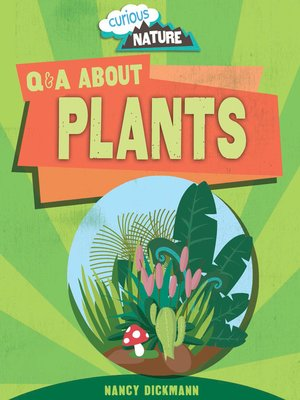 cover image of Q & A About Plants