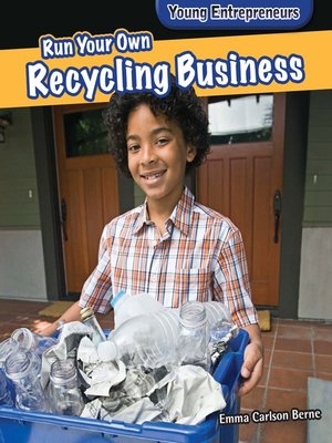 cover image of Run Your Own Recycling Business