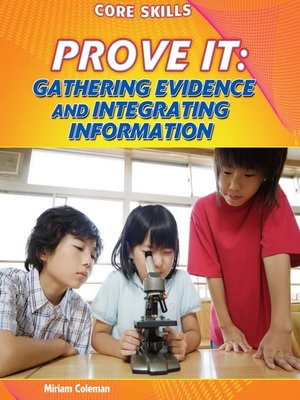 cover image of Prove It