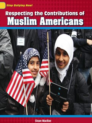 cover image of Respecting the Contributions of Muslim Americans