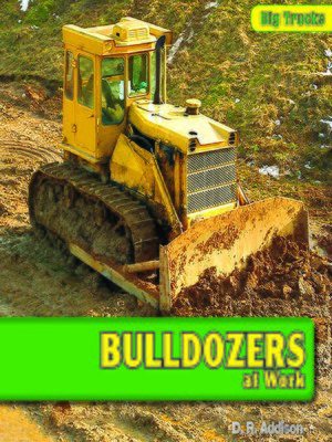 cover image of Bulldozers at Work