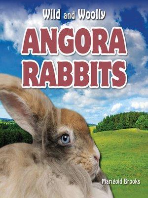 cover image of Angora Rabbits