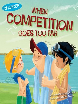 cover image of When Competition Goes Too Far