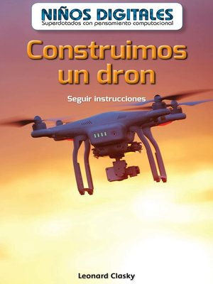 cover image of Construimos un dron