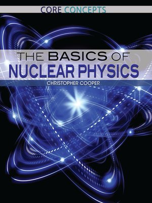 cover image of The Basics of Nuclear Physics