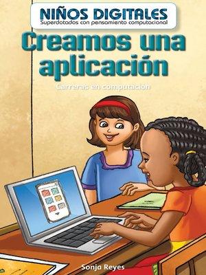 cover image of Creamos una aplicación