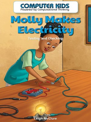 cover image of Molly Makes Electricity