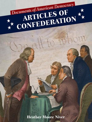 cover image of Articles of Confederation