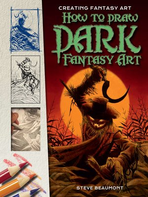cover image of How to Draw Dark Fantasy Art