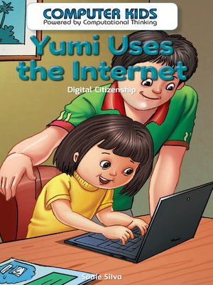 cover image of Yumi Uses the Internet