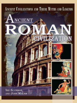 cover image of Ancient Roman Civilization