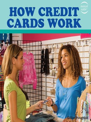 cover image of How Credit Cards Work