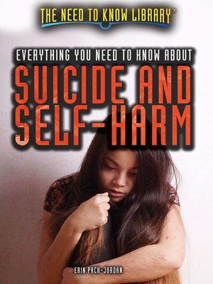 cover image of Everything You Need to Know About Suicide and Self-Harm