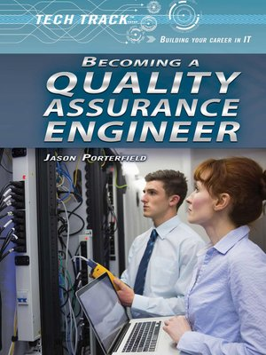 cover image of Becoming a Quality Assurance Engineer