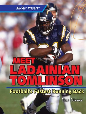 cover image of Meet LaDainian Tomlinson