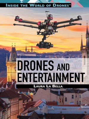 cover image of Drones and Entertainment