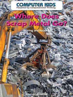 cover image of Where Does Scrap Metal Go?