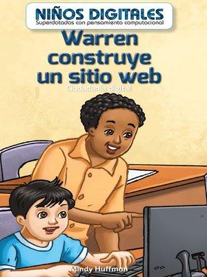 cover image of Warren construye un sitio web