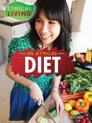 cover image of An Ethical Diet