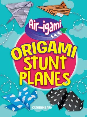 cover image of Origami Stunt Planes