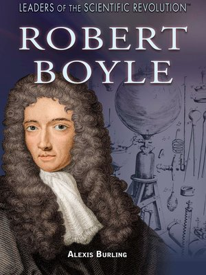 cover image of Robert Boyle