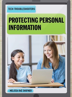 cover image of Protecting Personal Information