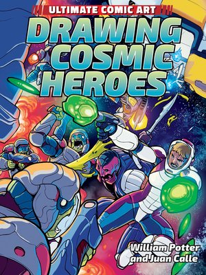 cover image of Drawing Cosmic Heroes