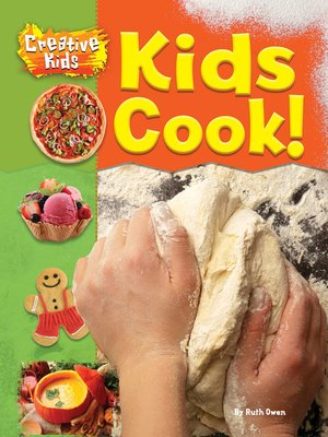 cover image of Kids Cook!