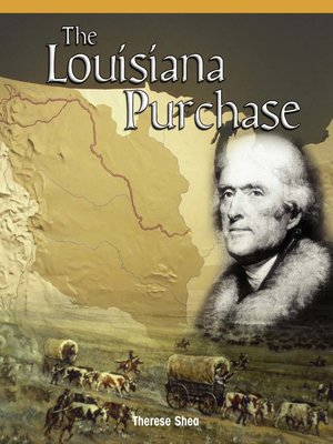 cover image of The Louisiana Purchase