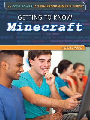 cover image of Getting to Know Minecraft®
