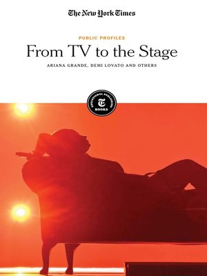 cover image of From TV to the Stage