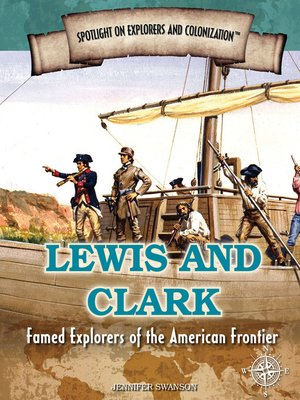 cover image of Lewis and Clark