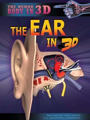 cover image of The Ear in 3D