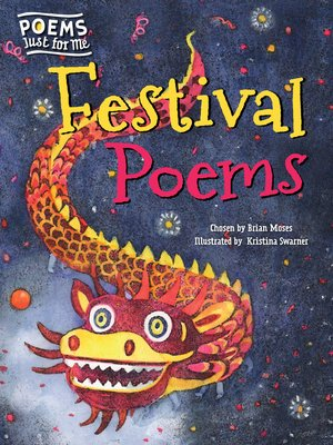 cover image of Festival Poems