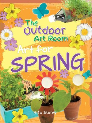 cover image of Art for Spring