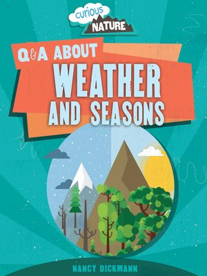 cover image of Q & A About Weather and Seasons