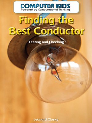 cover image of Finding the Best Conductor