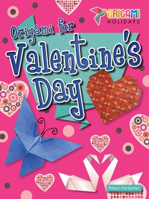 cover image of Origami for Valentine's Day