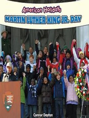cover image of Martin Luther King Jr. Day